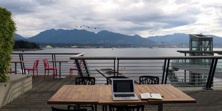 Vancouver Desk