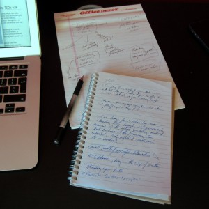 My TEDx preparation