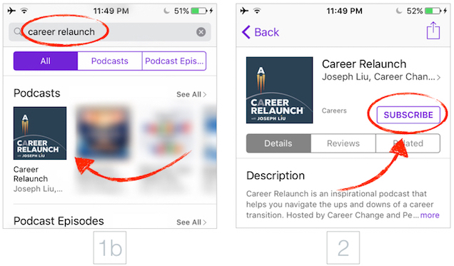 Podcast Search