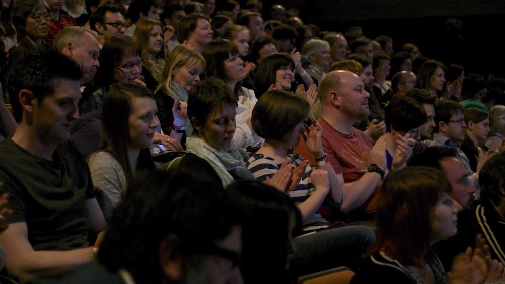 TEDx audience