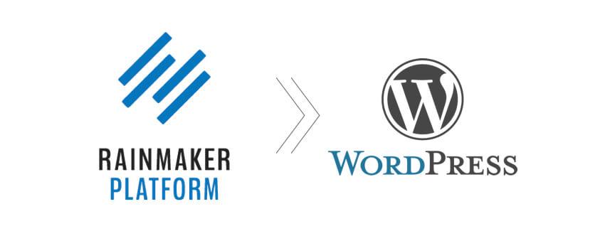 8 reasons I left New Rainmaker Platform for Wordpress