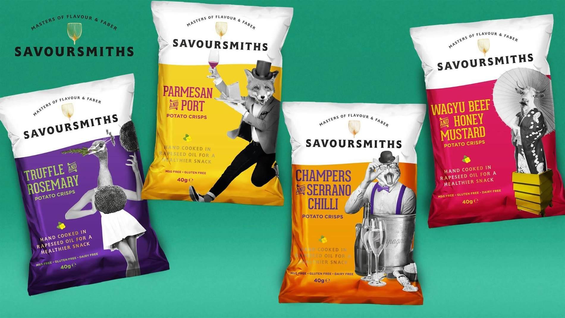 SavourSmiths Pack Shot