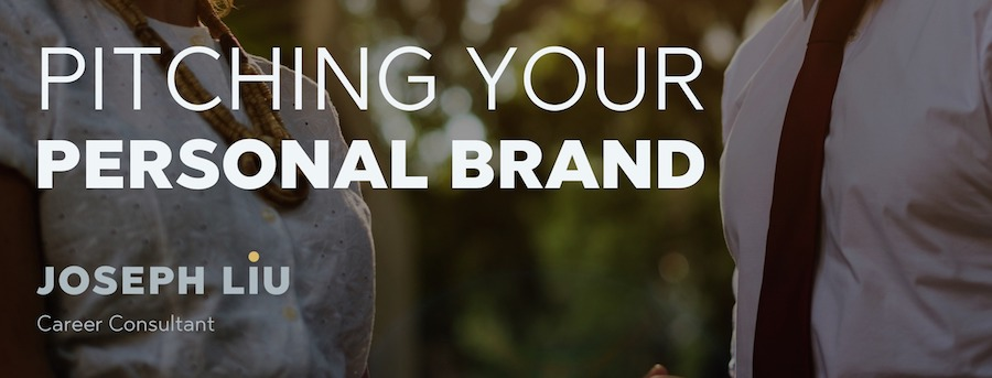 Pitching Personal Brand Course