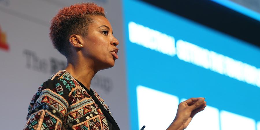 Samantha Clarke Speaking