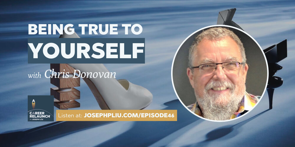 Being True to Yourself with Chris Donovan- CR046
