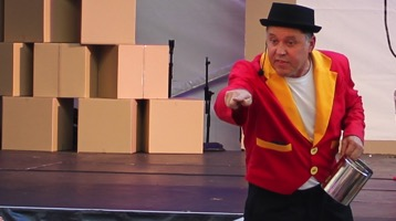 Julian Mather Magician