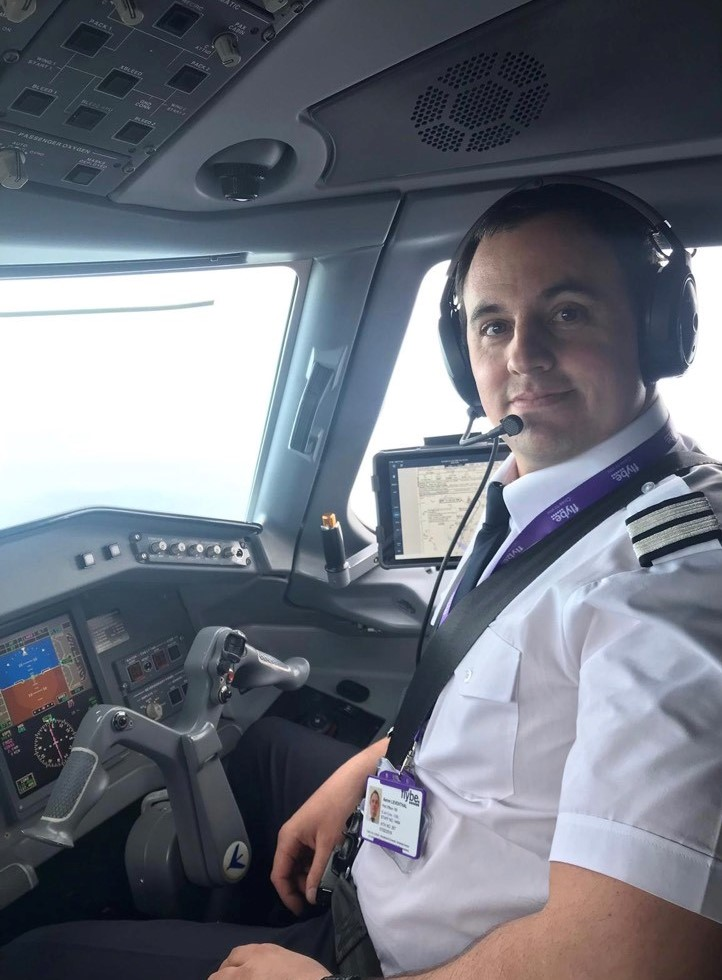 Aaron Leventhal- FlyBe