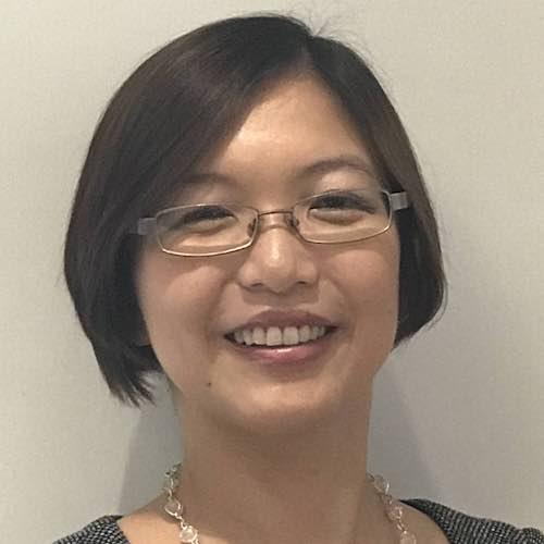 Carol Pang headshot